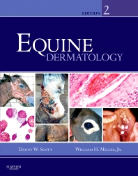 Equine Dermatology - 2nd Edition - ISBN: 9781437709209, 9781455758050
