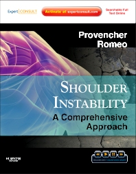 Cover image for Shoulder Instability: A Comprehensive Approach