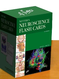 Netter's Neuroscience Flash Cards - 2nd Edition - ISBN: 9781437709407, 9781437736519