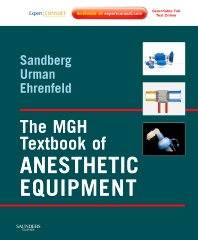 Cover image for The MGH Textbook of Anesthetic Equipment