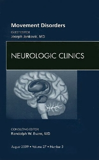 Cover image for Movement Disorders, An Issue of Neurologic Clinics