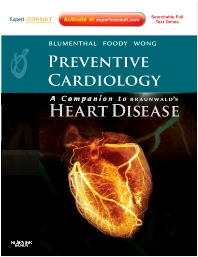 Cover image for Preventive Cardiology: Companion to Braunwald's Heart Disease