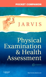 Pocket Companion for Physical Examination and Health Assessment - 6th Edition - ISBN: 9781455736935