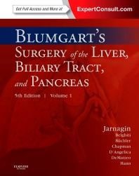 Blumgart's Surgery of the Liver, Biliary Tract and Pancreas - 5th Edition - ISBN: 9781437714548, 9781455746064