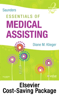 Cover image for Saunders Essentials of Medical Assisting - Text, Workbook, and Virtual Medical Office Package