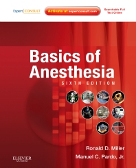 Cover image for Basics of Anesthesia