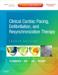 Cover image for Clinical Cardiac Pacing, Defibrillation and Resynchronization Therapy