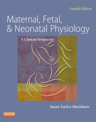 cover of Maternal, Fetal, & Neonatal Physiology - 4th Edition