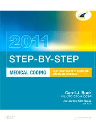 Step-by-Step Medical Coding 2011 Edition - 1st Edition - ISBN: 9781437716436, 9781437723755