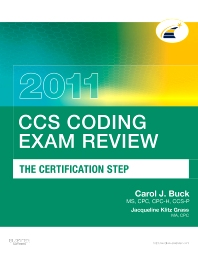 CCS Coding Exam Review 2011
