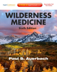 Cover image for Wilderness Medicine