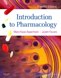 Introduction to Pharmacology - 12th Edition - ISBN: 9781437717068, 9781455777327