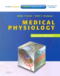 Cover image for Medical Physiology, 2e Updated Edition