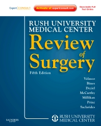 Rush University Medical Center Review of Surgery - 5th Edition - ISBN: 9781437717914, 9780323249249