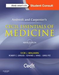 Cover image for Andreoli and Carpenter's Cecil Essentials of Medicine