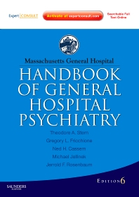 Massachusetts General Hospital Handbook of General Hospital Psychiatry - 6th Edition - ISBN: 9781437719277, 9781455706808