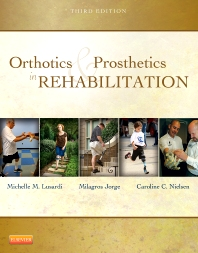 Cover image for Orthotics and Prosthetics in Rehabilitation