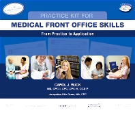 Practice Kit for Medical Front Office Skills with Medisoft Version 16 and Practice Partner V 9.3.2
