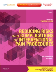 Cover image for Reducing Risks and Complications of Interventional Pain Procedures