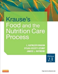 Krause's Food & the Nutrition Care Process - 13th Edition - ISBN: 9781437722338, 9781437722345