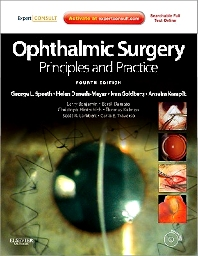 Cover image for Ophthalmic Surgery: Principles and Practice