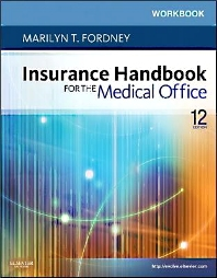 Cover image for Workbook for Insurance Handbook for the Medical Office