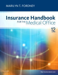 Cover image for Insurance Handbook for the Medical Office