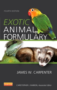 Cover image for Exotic Animal Formulary