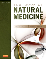 Cover image for Textbook of Natural Medicine