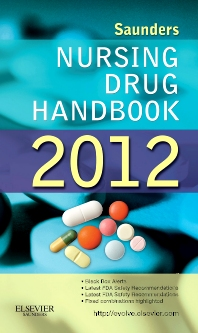 Saunders Nursing Drug Handbook 2012