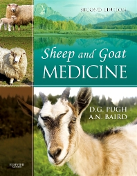 Cover image for Sheep and Goat Medicine