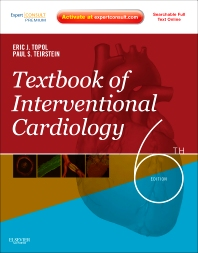Textbook of Interventional Cardiology, 6th Edition,Eric Topol,Paul Teirstein,ISBN9781437723588
