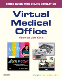 Virtual Medical Office for Kinn's The Medical Assistant (User Guide and Access Code)