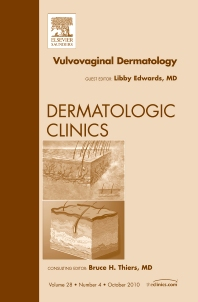Cover image for Vulvovaginal Dermatology, An Issue of Dermatologic Clinics
