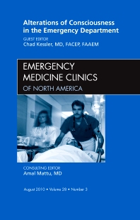 Alterations of Consciousness in the Emergency Department, An Issue of Emergency Medicine Clinics - 1st Edition - ISBN: 9781437724448