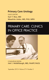 Cover image for Primary Care Urology, An Issue of Primary Care Clinics in Office Practice