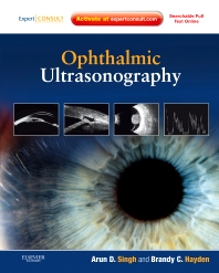 Cover image for Ophthalmic Ultrasonography