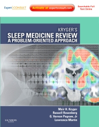 Cover image for Kryger's Sleep Medicine Review