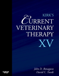 Kirk's Current Veterinary Therapy XV - 1st Edition - ISBN: 9781437726893, 9781455745210