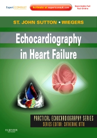 Cover image for Echocardiography in Heart Failure
