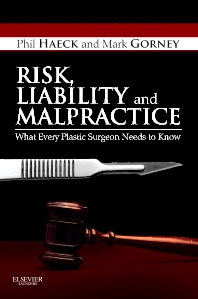 Cover image for Risk, Liability and Malpractice