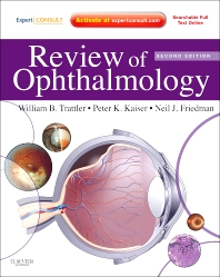 Cover image for Review of Ophthalmology