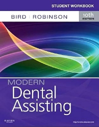 Cover image for Student Workbook for Modern Dental Assisting
