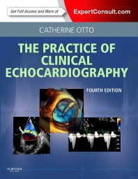 Cover image for Practice of Clinical Echocardiography