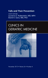 Cover image for Falls and Their Prevention,  An Issue of Clinics in Geriatric Medicine