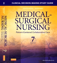 Cover image for Clinical Decision-Making Study Guide for Medical-Surgical Nursing