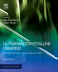 Cover image for Ultrananocrystalline Diamond