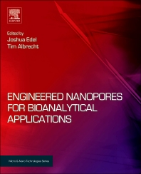 Cover image for Engineered Nanopores for Bioanalytical Applications