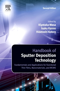 Cover image for Handbook of Sputter Deposition Technology