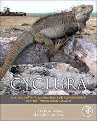 Cover image for Cyclura